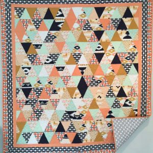 Southwest Triangle Quilt
