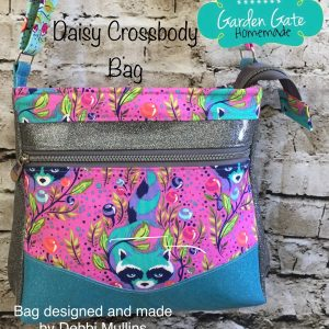Daisy Crossbody Bag - Pattern