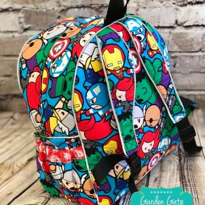 Marvel Comic Tiny Explorer Backpack - Child Size