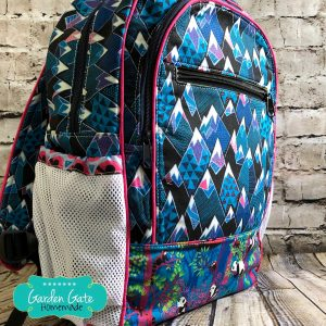 Blue Mountain Backpack ~ Homemade