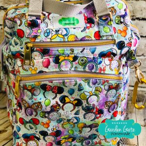 Teddy Diaper Bag Backpack - Disney Theme