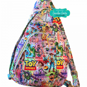 Summit Pack Sling Bag -Toy Story Theme