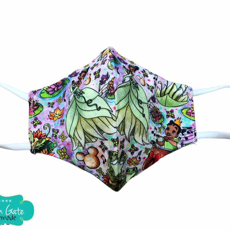 Princess and the Frog Children's Masks