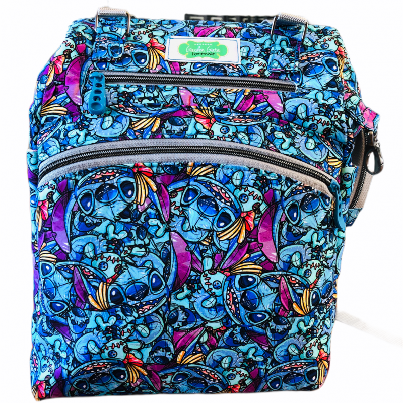 The Teddy Mommy and Me Backpack - Diaper Bag